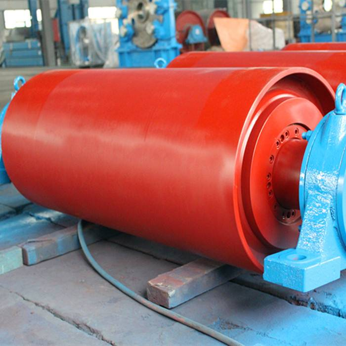 Heavy-duty Drive Pulley for Long-distance belt Conveyor