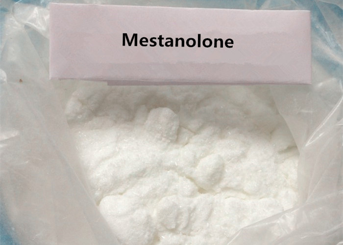 99% purity Mestanolone CAS 521-11-9 Raw Steroid Powders For Bodybuilding