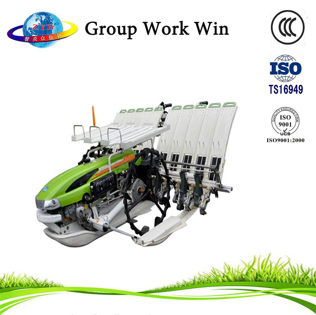 2ZS High Quality Walking Type Rice Transplanter