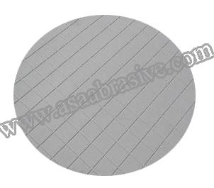 Polyurethane Impregnated Polyster Felt Pad for polishing sapphire, wafer
