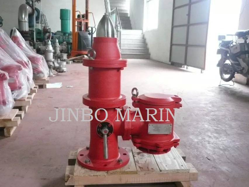 Cast Steel PV Valve for Cargo Tank