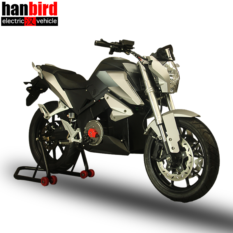 hotsale electric racing motorcycle with electric motor