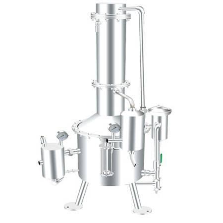 SHZ-32 Tower Stainless Steel Redistillation Distiller