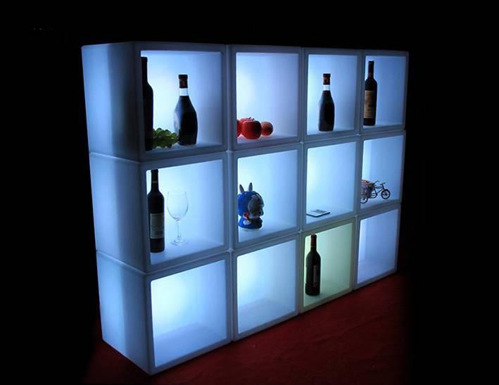Luminous Cocktail Cabinet