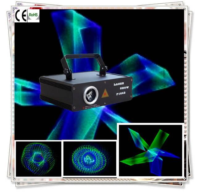 F1645 RGB 5D laser light