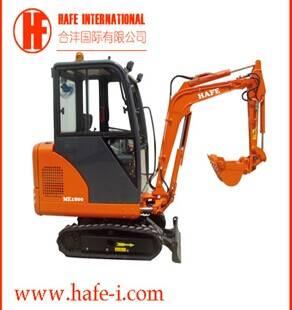 ME1800 mini crawler excavator