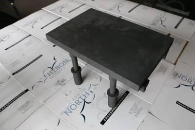 Furnace Carbon Graphite Bracket