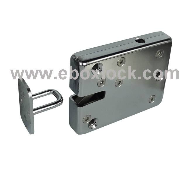 Electronic lock for delivery lockers, storage lockers