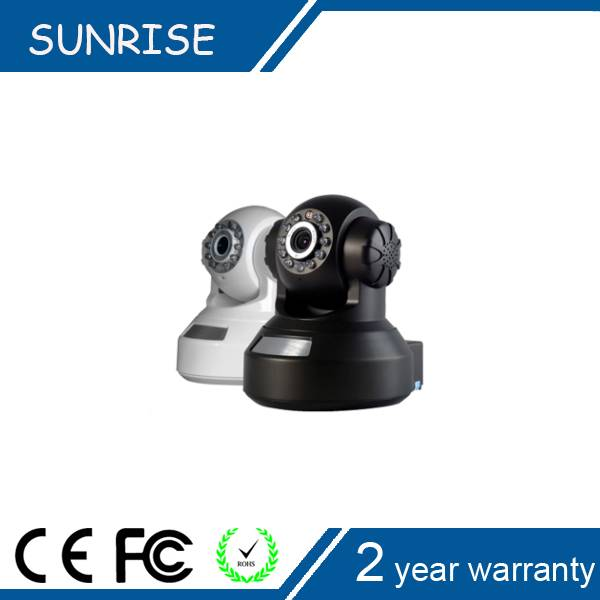 Shenzhen Sunrise digital wireless monitor wireless IP Camera wifi ip camera