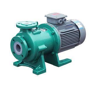CQB fluorine plastic magnetic pumps
