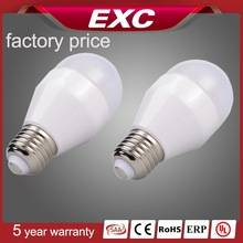 factory price and MOQ 3w 5w 7w E27 led bulb lighting