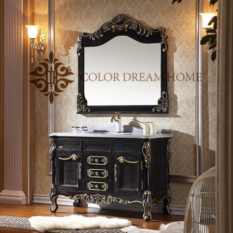 2017 Newest design Modern bathroom furniturebathroom cabinet vanities