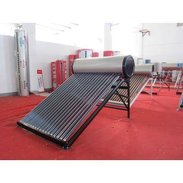 Popular Integrated Non-pressure ETC Tube Solar Water Heater