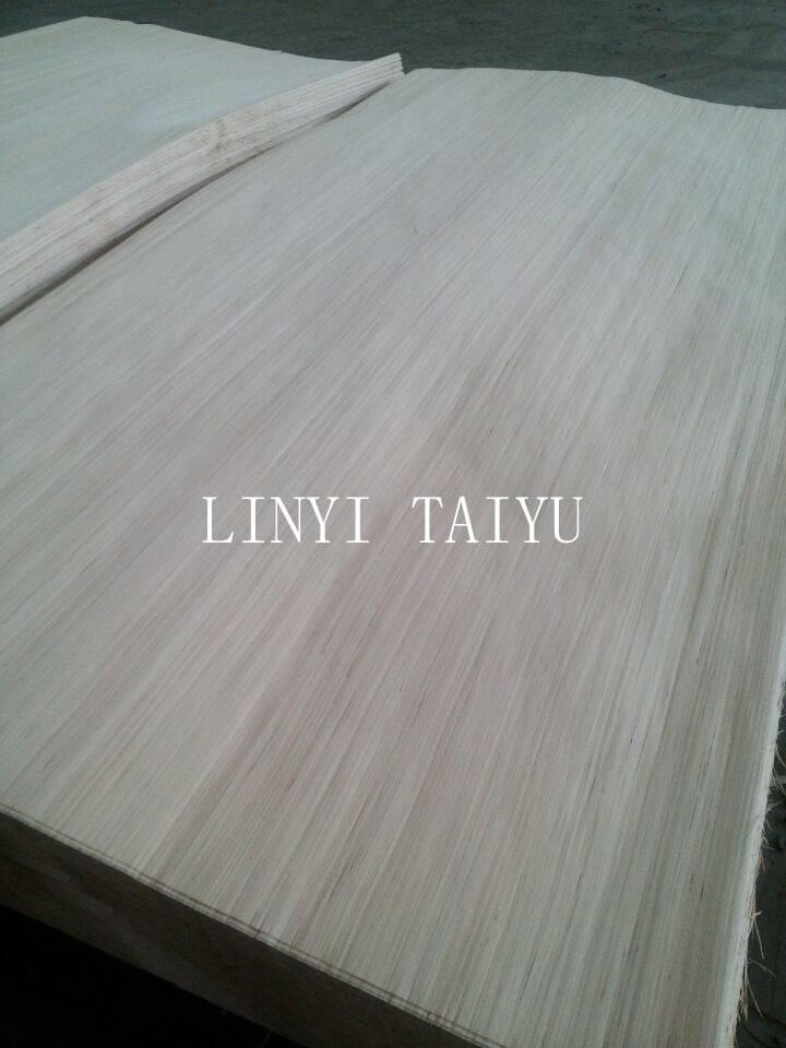 Recon White Wood Veneer/ Engineered Wood Veneer A Grade