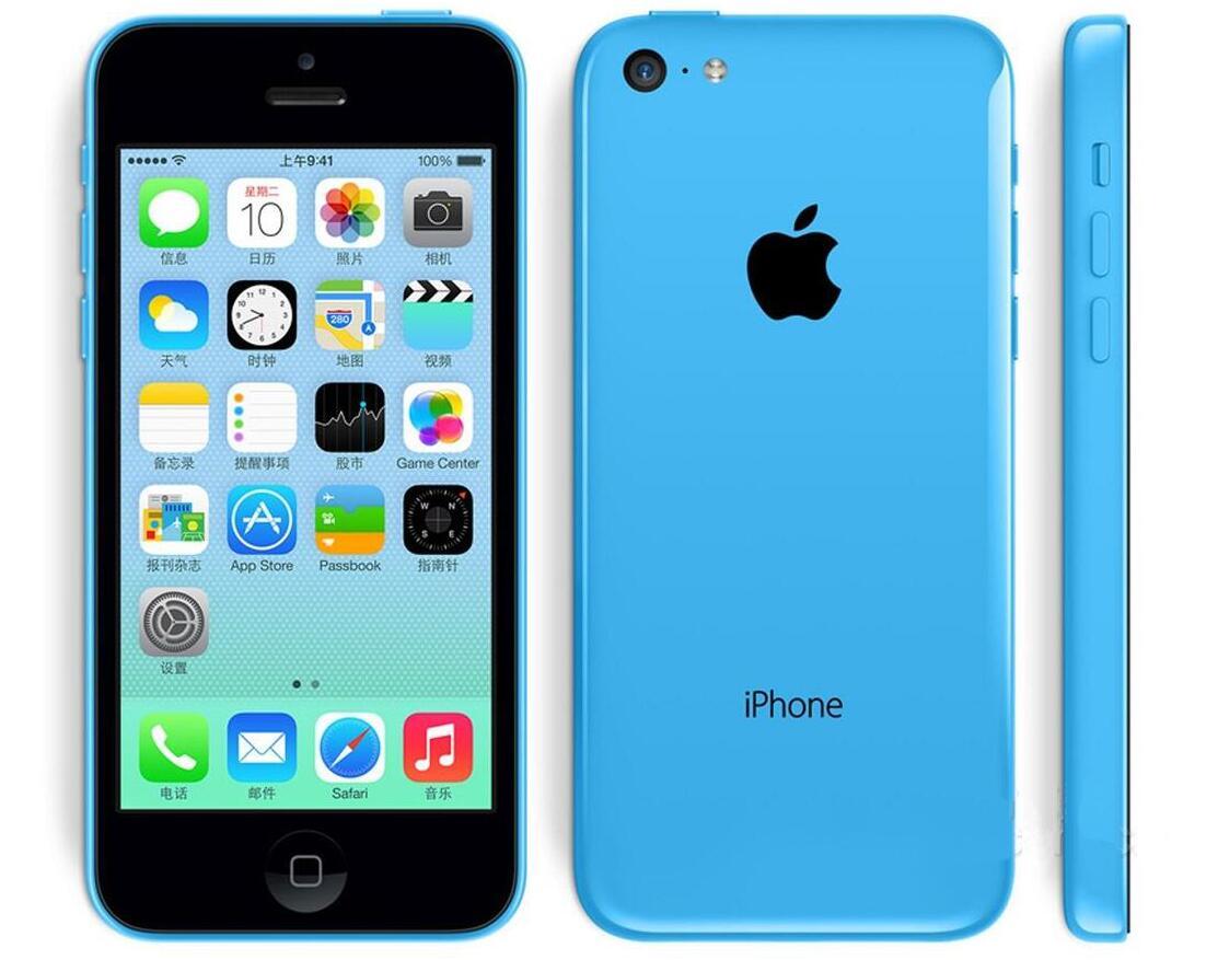 Apple iPhone 5C 32GB Green + Warranty