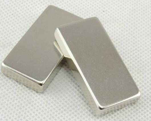Neodymium Magnet Composite and bar blcok Shape N42-N52 powerful sintered Ndfeb magnet