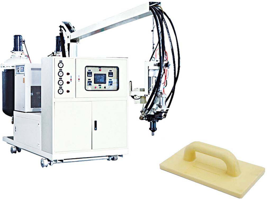 PU low pressure foaming machine for trowel