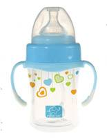 Wide-neck explosion-proof feeding bottle