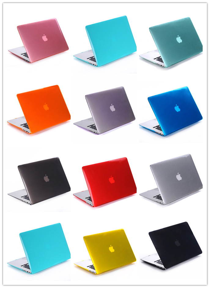 Glossy Protective Cover Case for Macbook Pro
