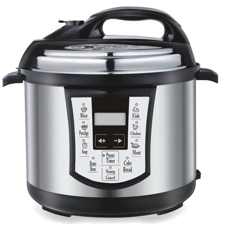 Good Price 4L Digital Electric Pressure Cooker for 2-3 People (ZH-A402)