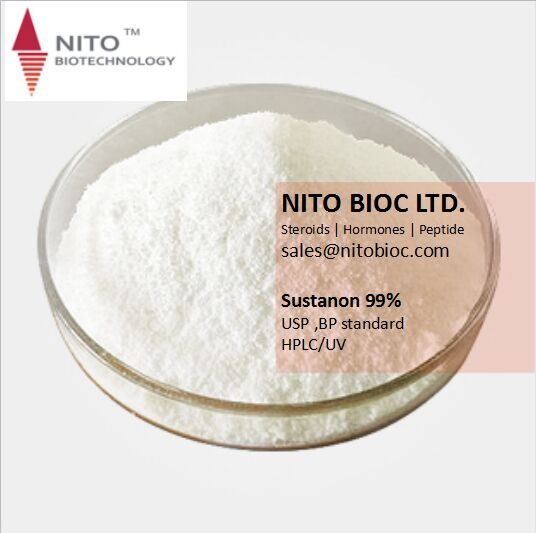 Nito Factory Supply, High Quality Strong Steroid Sustanon for Bodybuilding