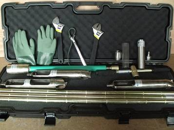 QT-TQ0201 basic soil sampling kit