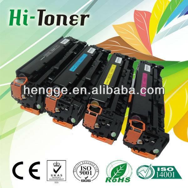 Compatible HP CC530A color toner for LaserJet CP2025 2020 CM2320