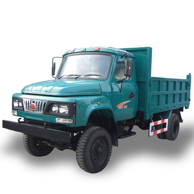 China 4WD mini truck dump truck farm truck