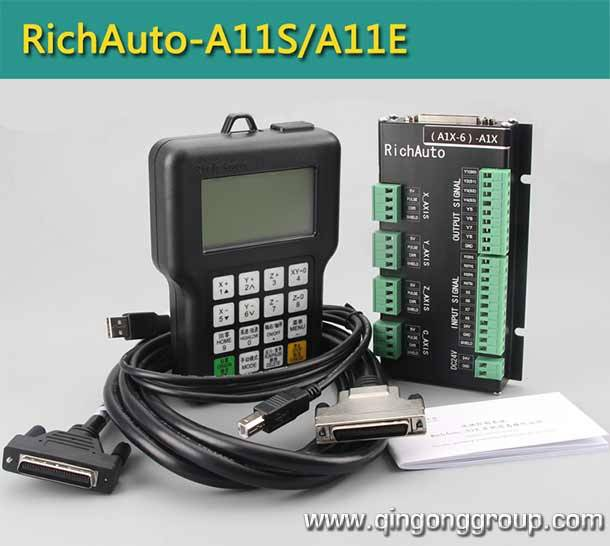 Richauto A11S A11E DSP Handle Control System for CNC Router