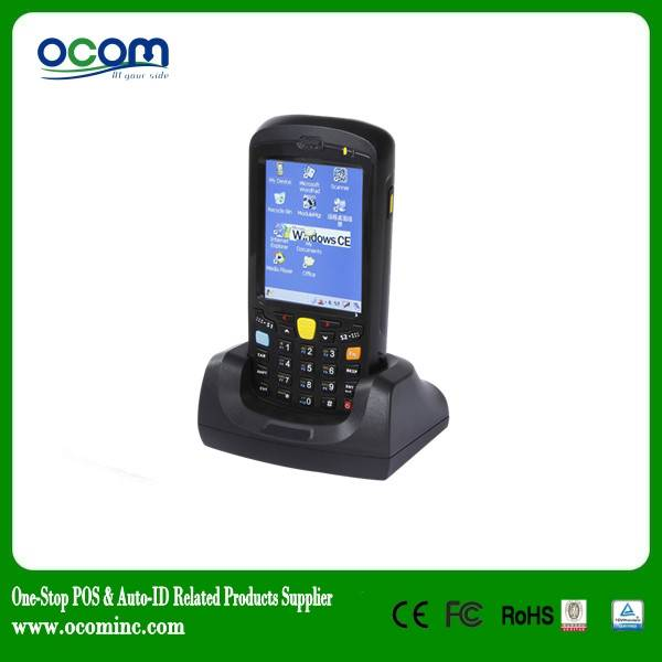 Support Win CE Data Collector Scanner with RFID Reader (OCBS-D008)