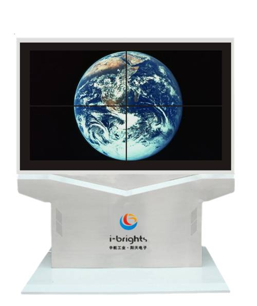"47"" 3G/Wifi Full HD Outdoor Video Wall 2*2 with Sunlight Readable"