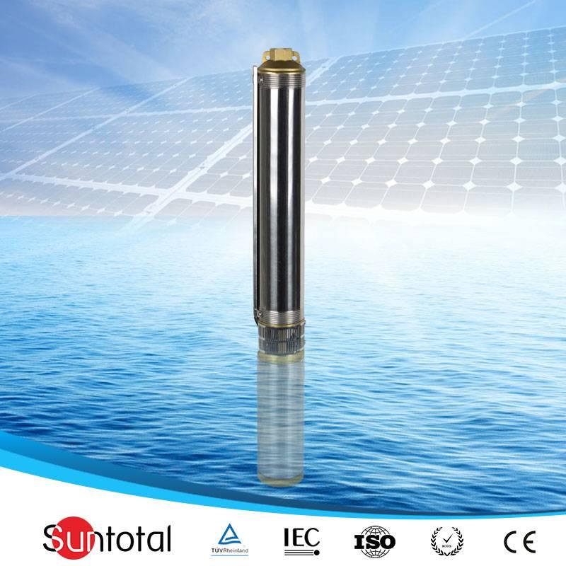 50m solar submersible pump deep well