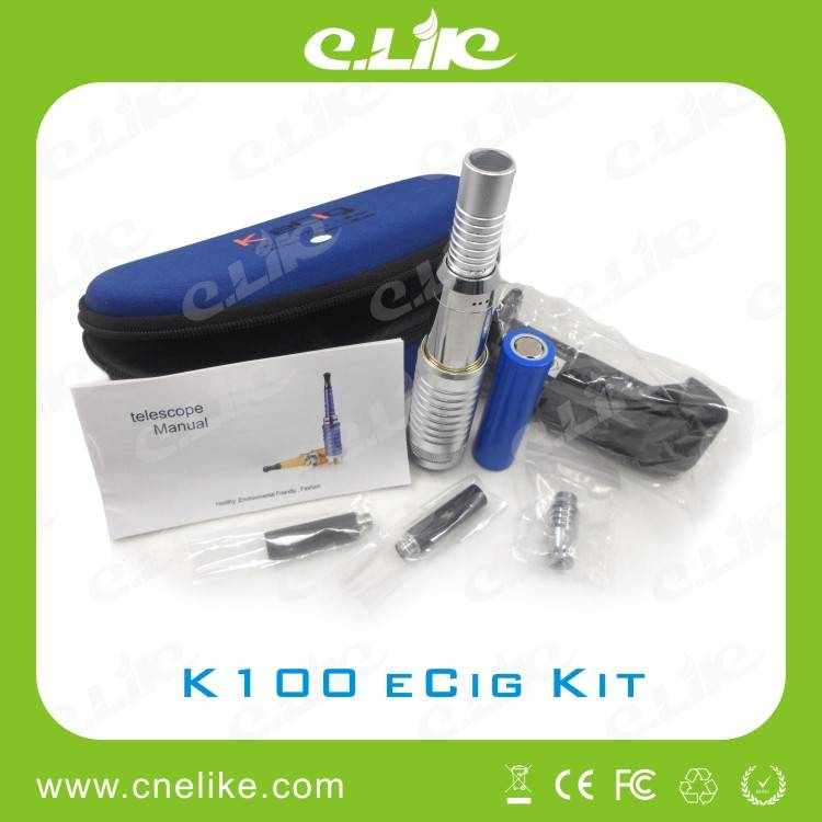 Popular Ecig Christmas Gift, E Cigarette K100 Electronic cigarette