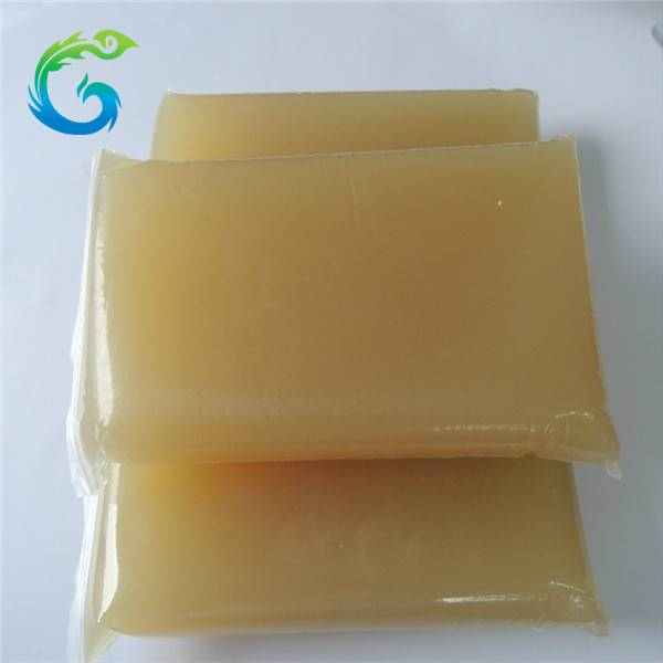 High-speed jelly glue for automatic machine
