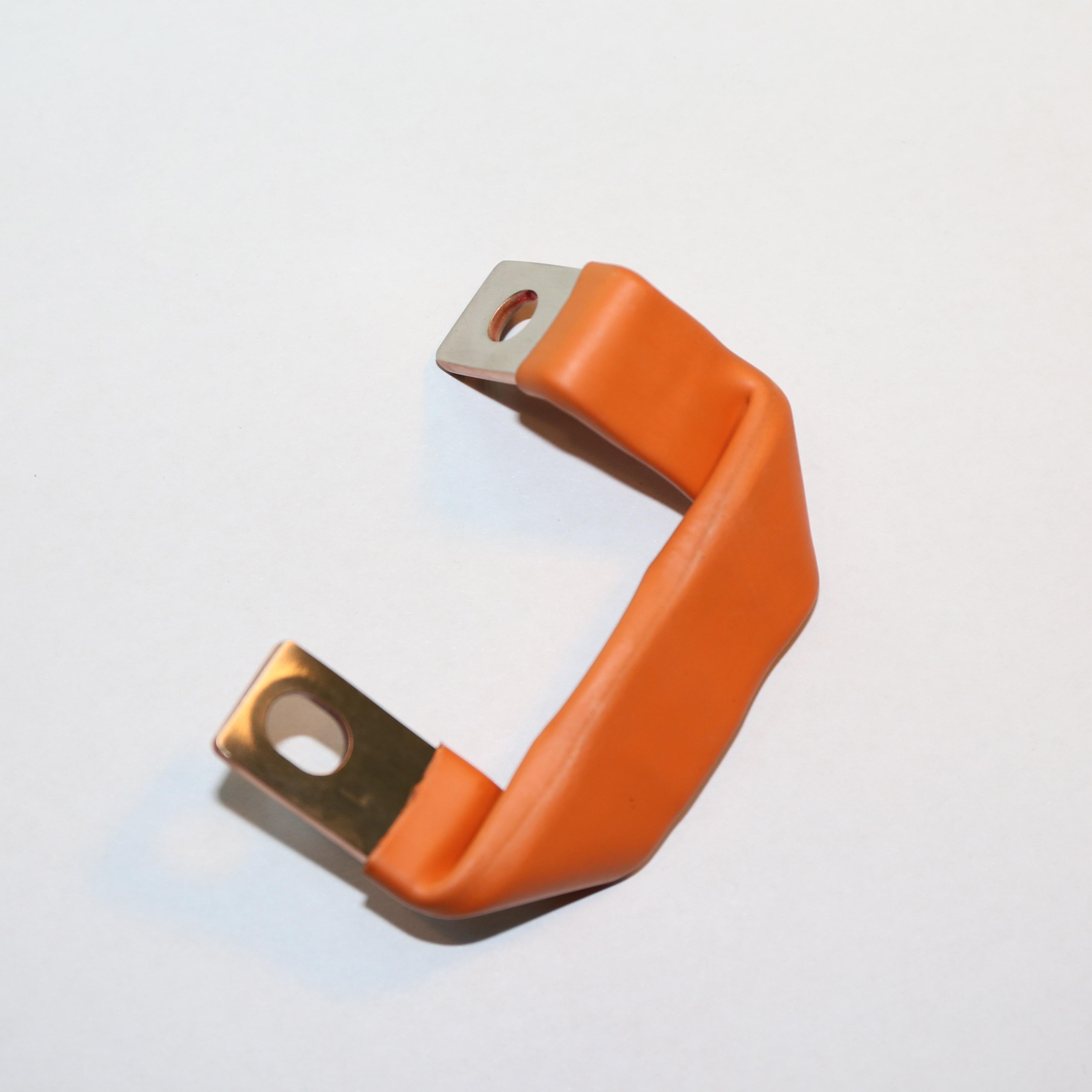 ERIFLEX PVC-Coated Flexible Copper Busbar