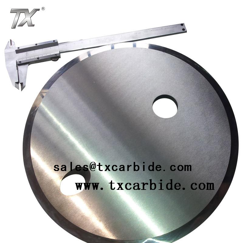 K10, K20 Carbide Disk Blank or Finished