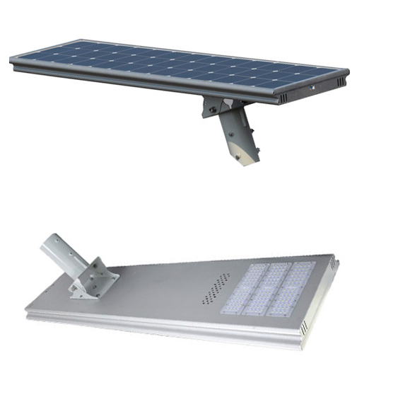 Smart LED Solar Street Light With Zero Maintenance Requirements