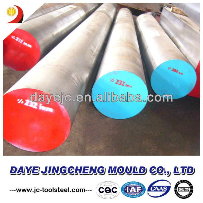 Round Bar AISI 4340, Alloy Structural Steel 4340