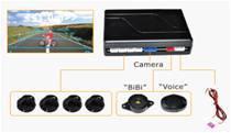 Video Parking Sensor TFT LCD waterproof ET-606