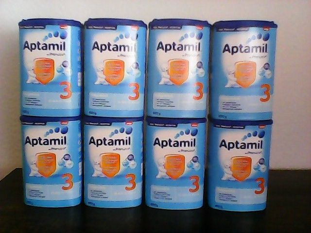 Milupa Aptamil, Alete, BEBA, Topfer, Holle, Hipp Infant Milk Powder