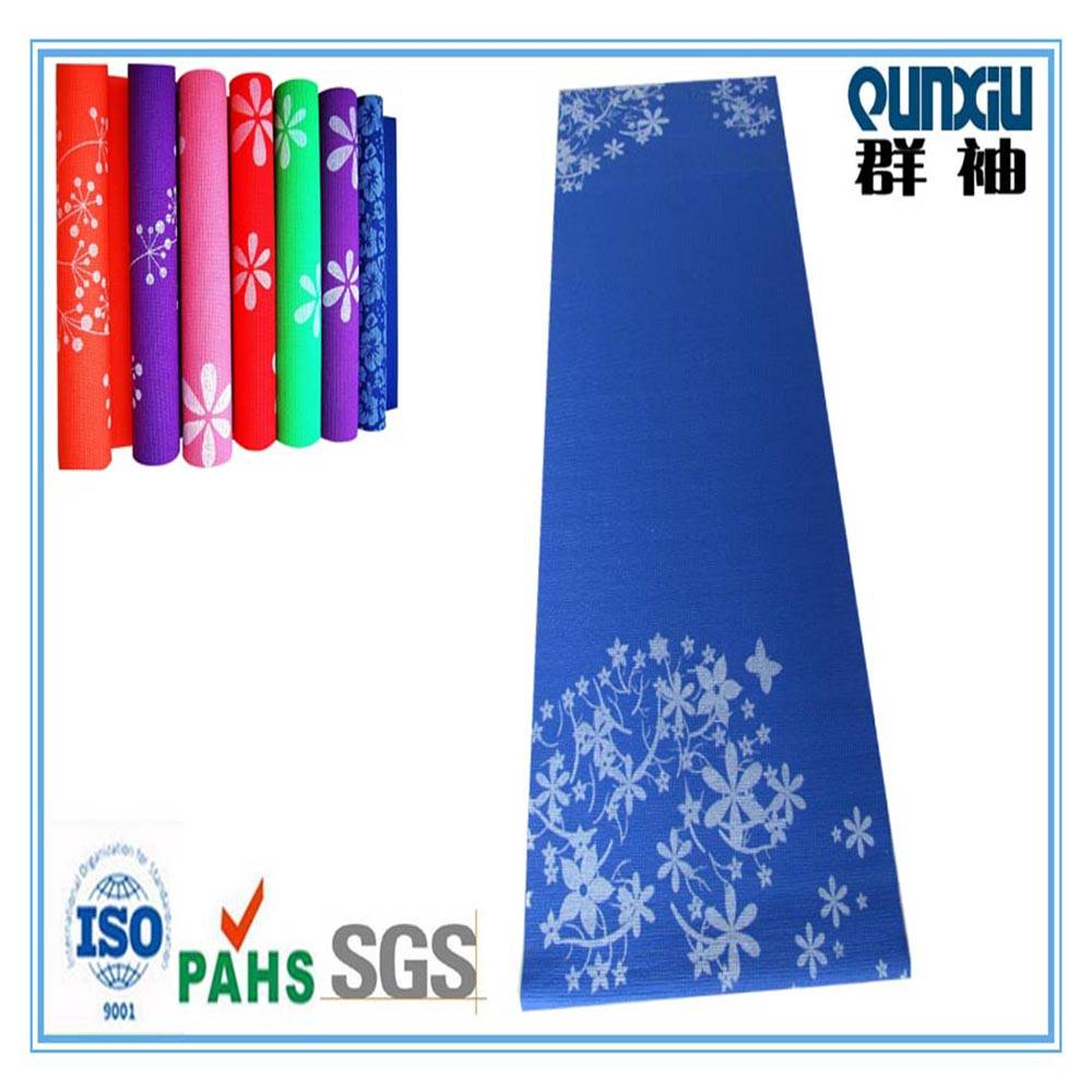 High quality yoga mat for sale from China