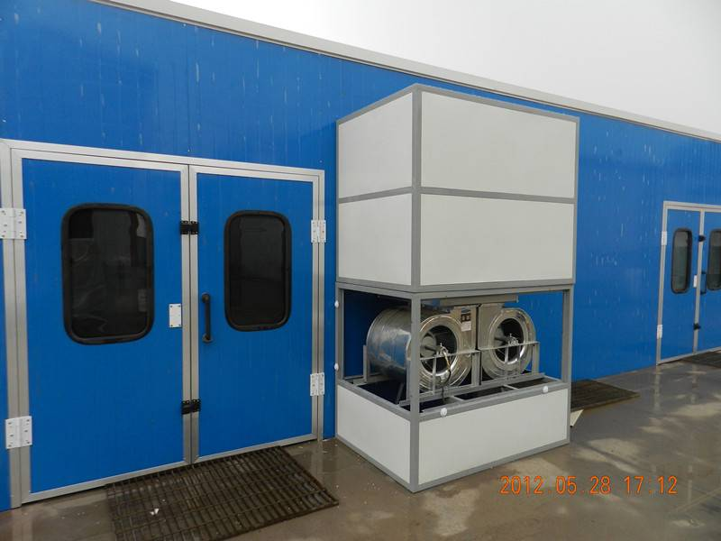 Furniture spray booth(LY-120)