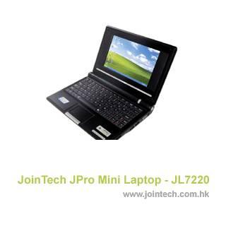 JoinTech JPro Mini Laptop - JL7220
