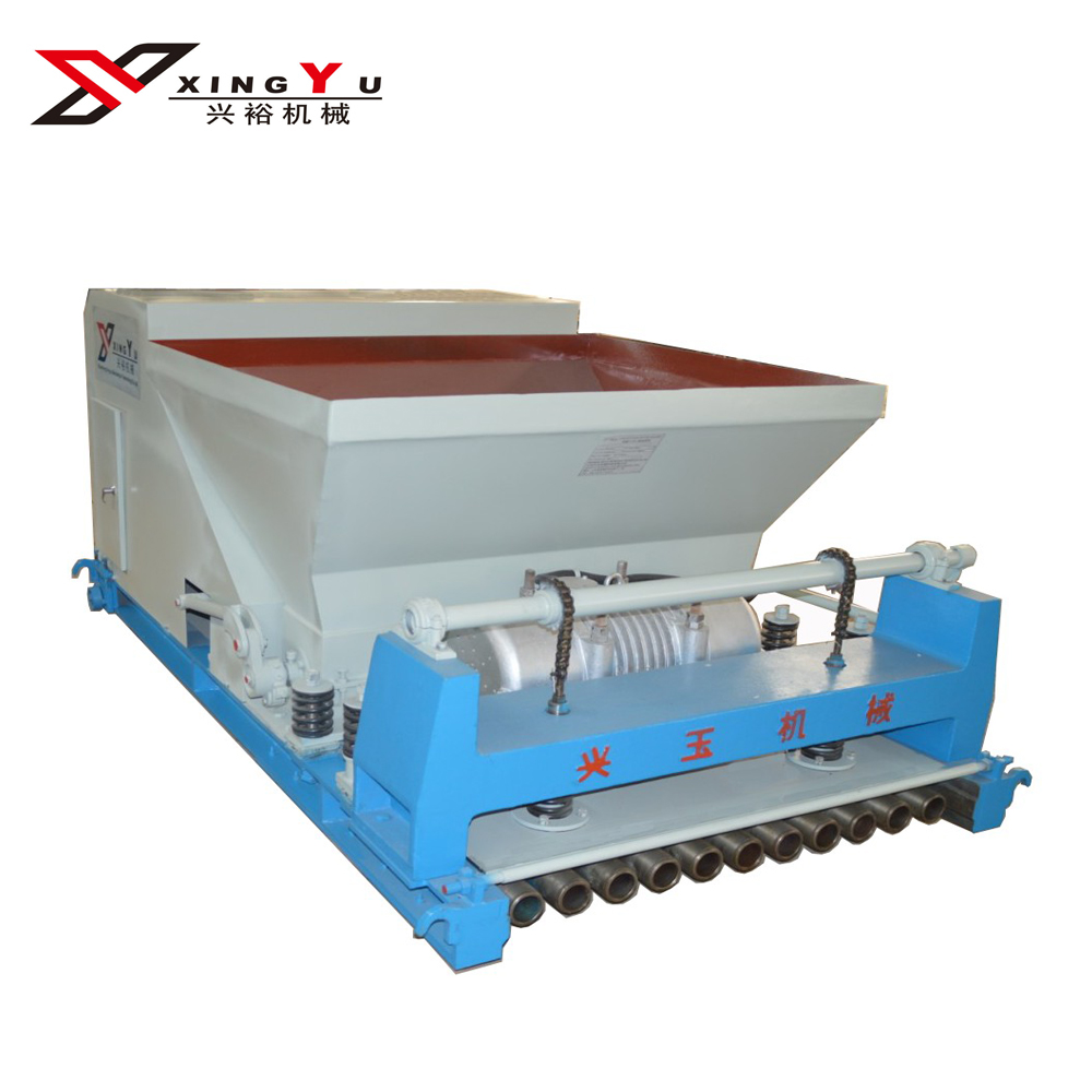 GLY precast concrete hollow core slab machine