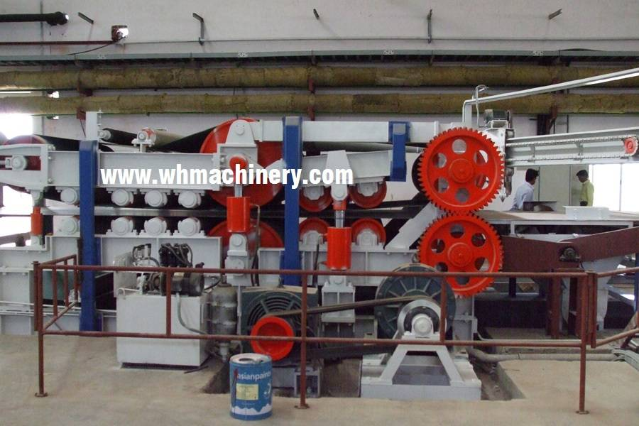 MDF plant / particle board production line