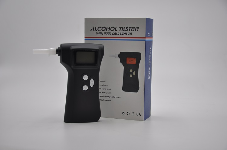 Alcohol test meter