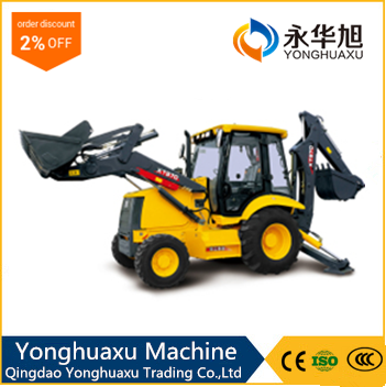 1.8T china mini wheel loader agricultural tractor with front loader