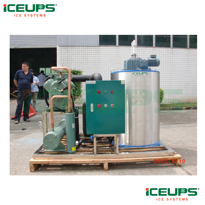 Seawater ice maker marine ice machine 2500kg