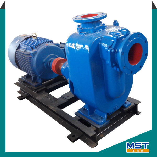 Trash/Muddy Water Pump,Self Priming Pump,Best Sewage Sludge Pump