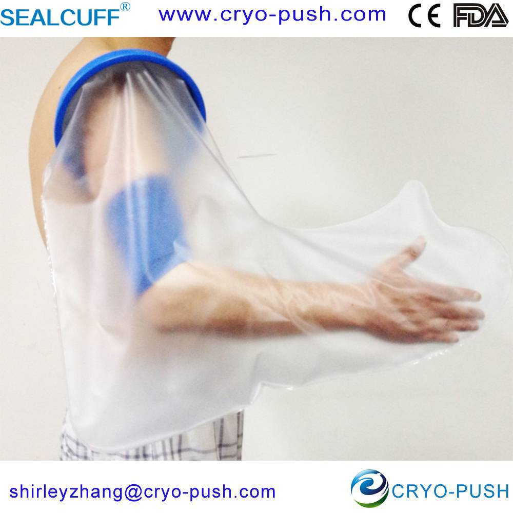 Cast and Bandage Protector - pediatric LEG-L
